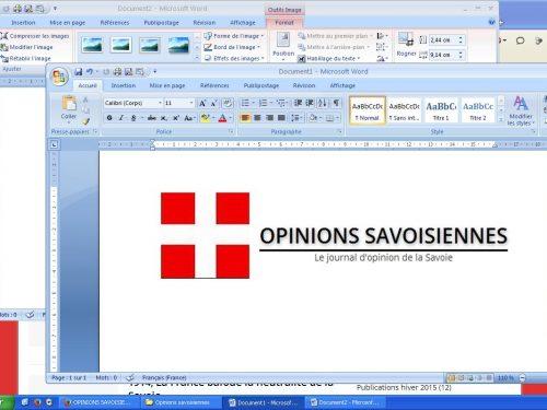 L'espoir de la Savoie, une reprise en main par ses habitants