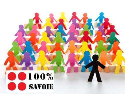 Un commentaire d'un participant à la réunion de 100% SAVOIE à Sciez