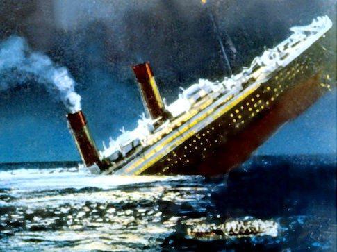 Des savoisiens sur le Titanic !!!